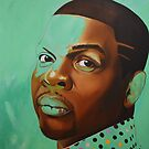 Kehinde Wiley by Carrie Smith Kilgore