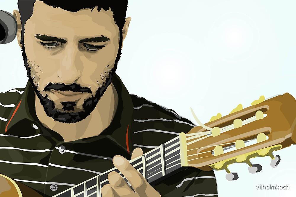 Jose Gonzalez by vilhelmkoch