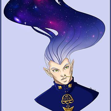 Space Legolas by shwit