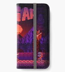 Legendary Warrior iPhone Wallet/Case/Skin