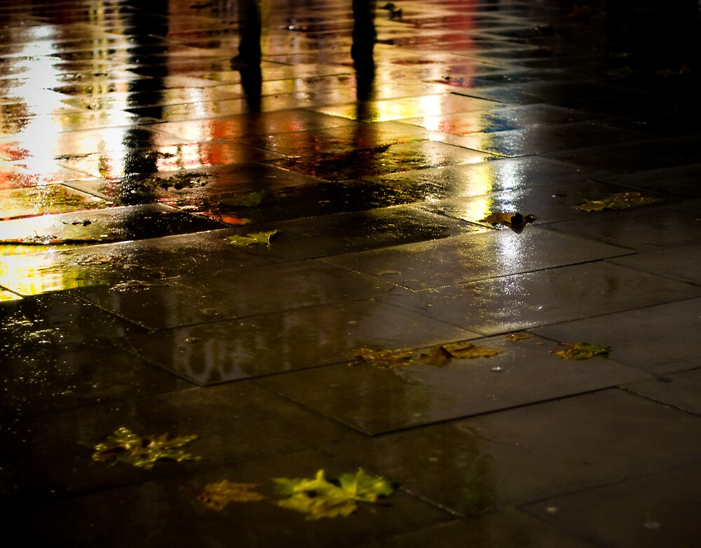 reflections of autumn by Charlie Trotman