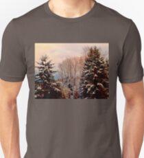 Snow in the Northwest Unisex T-Shirt