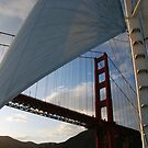 Through the Sails by Benjamin Padgett