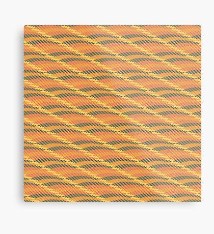 The Line 2 by Saskia Freeke v004 Metal Print