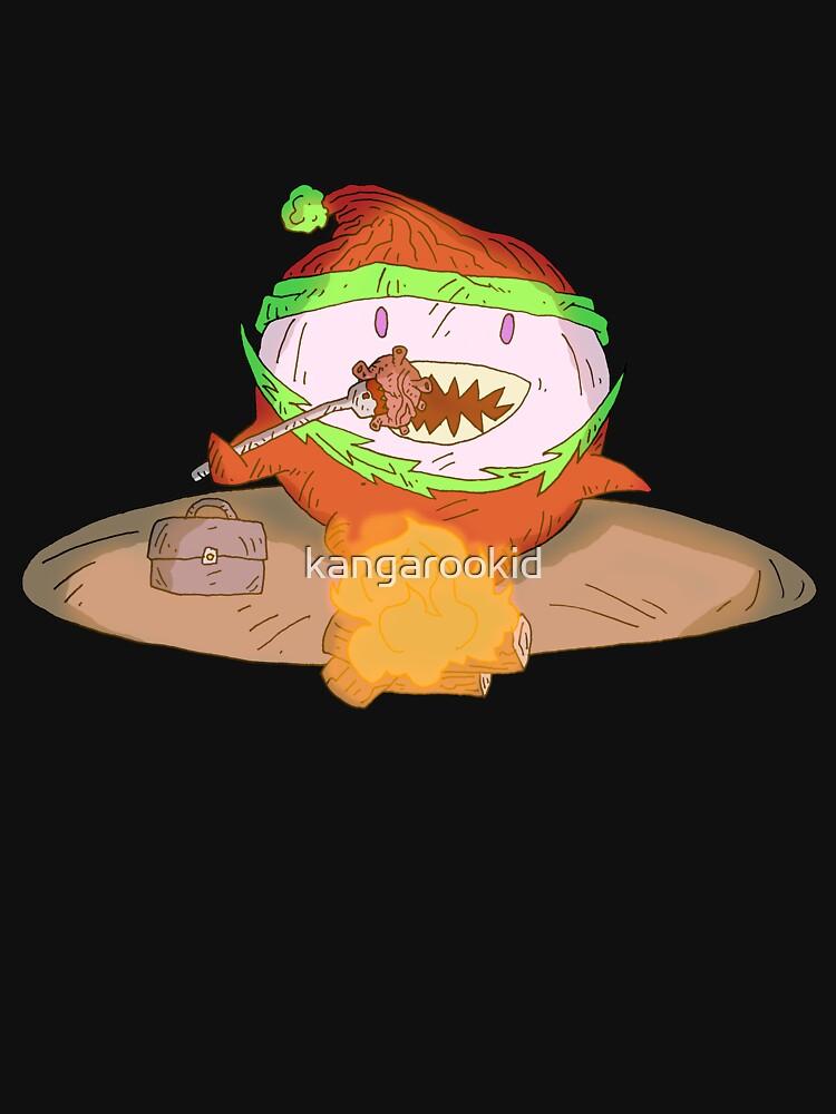 lil' creme puff 4... by kangarookid