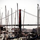 Furled Sails by Benjamin Padgett