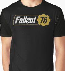 Camiseta gráfica secuela 76