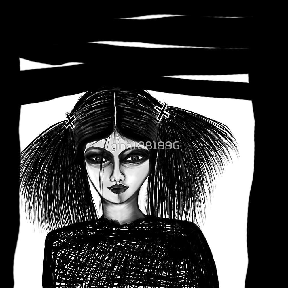 Black Window by gina1881996