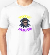 ToxicSquid For Light Backgrounds Unisex T-Shirt