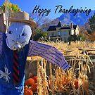 Happy Thanksgiving by Gene Praag
