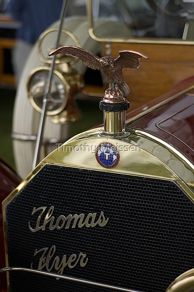 1909 Thomas-Flyer 6-40 7-Passenger Touring by Timothy Meissen