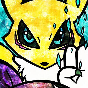 .::Diamond Storm::. by ScribbleSketch