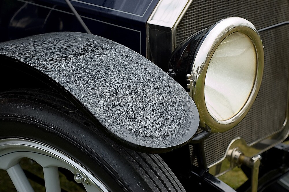 1913 Pathfinder, Model 40 Touring by Timothy Meissen