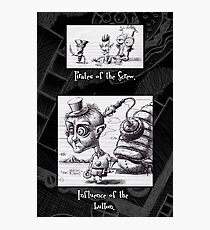 """From """"The Book of Doodles"""" Photographic Print"""