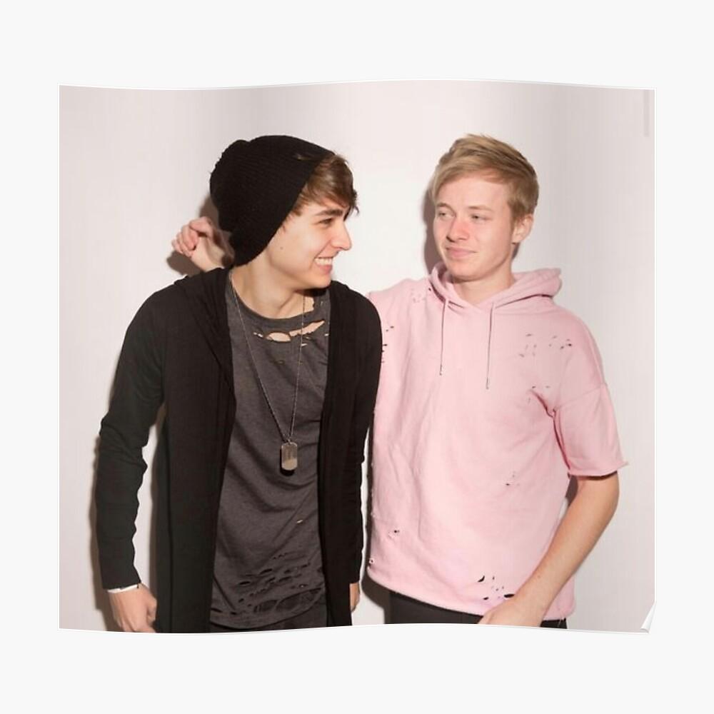 Sam und Colby Poster