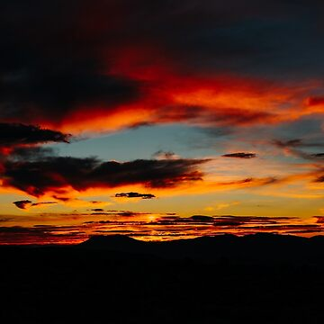 Elemental Sunset by gladyanne