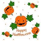Happy Pumpkin - Halloween by AkaReddie