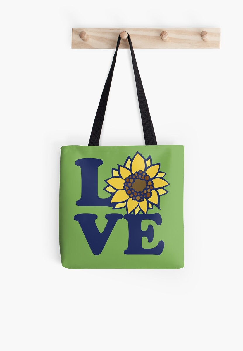 Sunflower LOVE by BubbSnugg LC