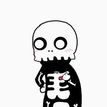 JoJo the skeleton boy! by l1nen
