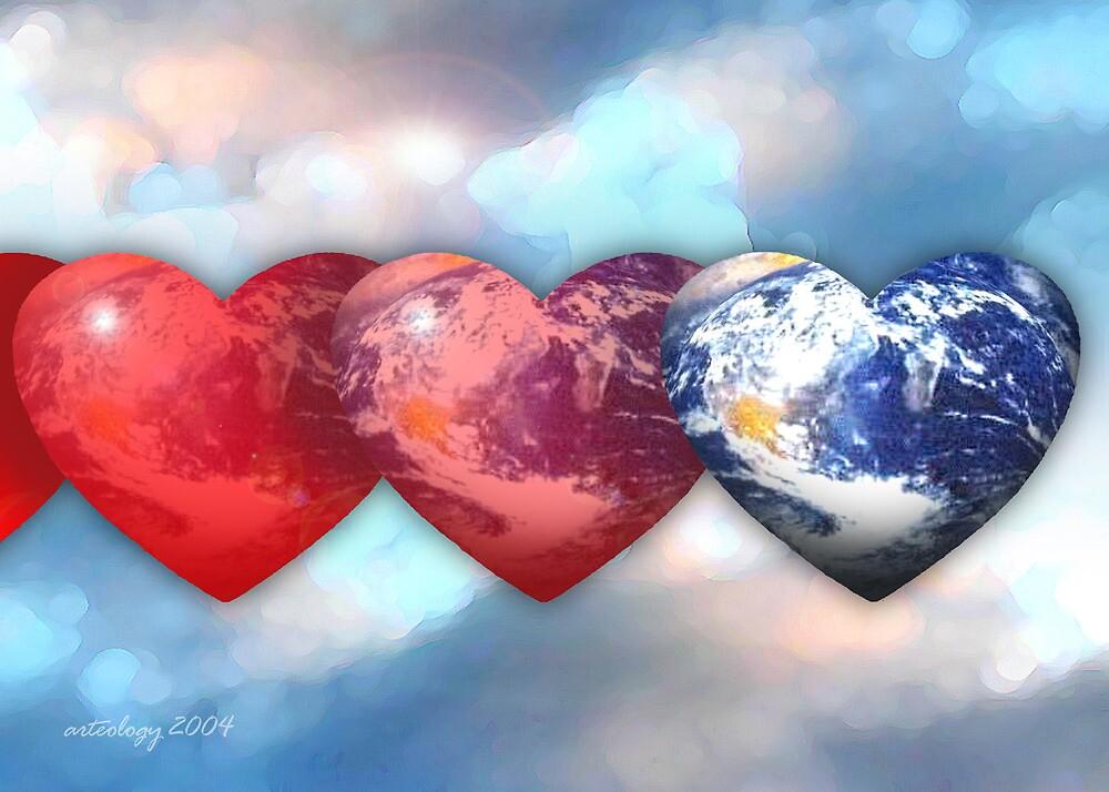 earth love by cardtricks