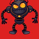 Angry Robot - No Glow by fizzgig