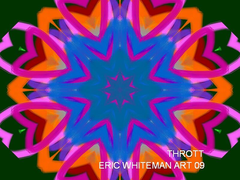 ( THROTT ) ERIC WHITEMAN  by ericwhiteman