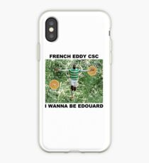French Eddy CSC iPhone Case