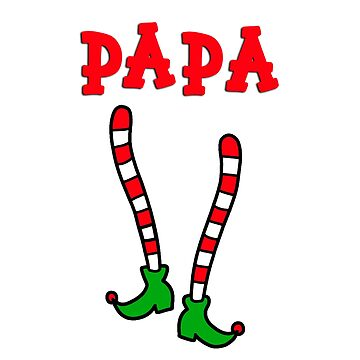 Elf family - papa elf by indicap