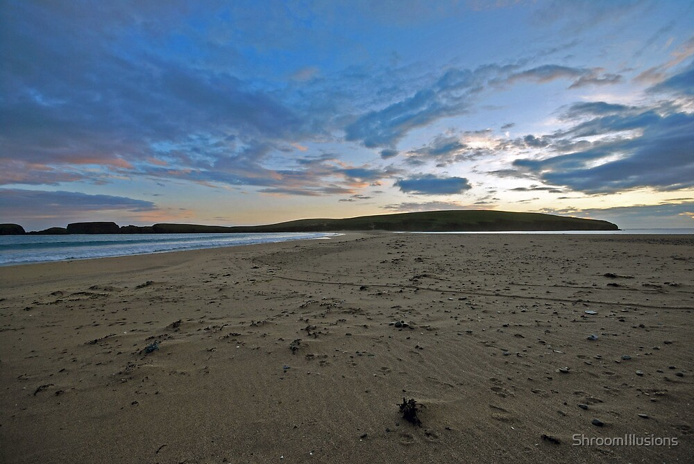 St Ninian's Tombolo by ShroomIllusions