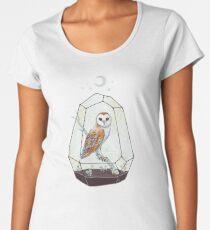 Barn Owl Women's Premium T-Shirt