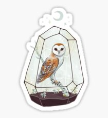 Barn Owl Sticker