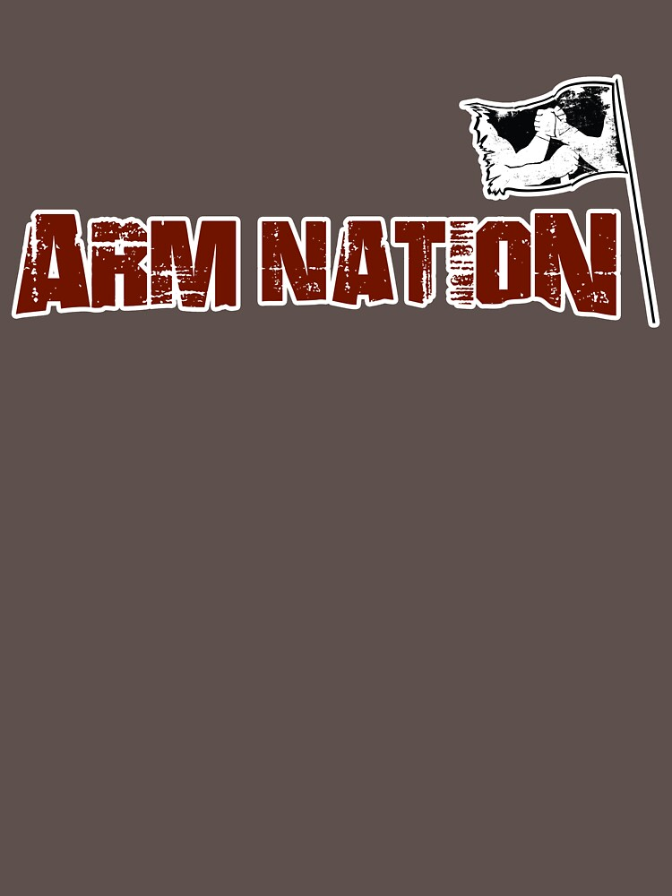 Arm Nation Merchandise by ryanp12