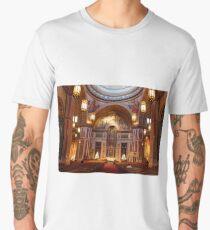 The Sanctuary of Saint Matthew's Cathedral Men's Premium T-Shirt