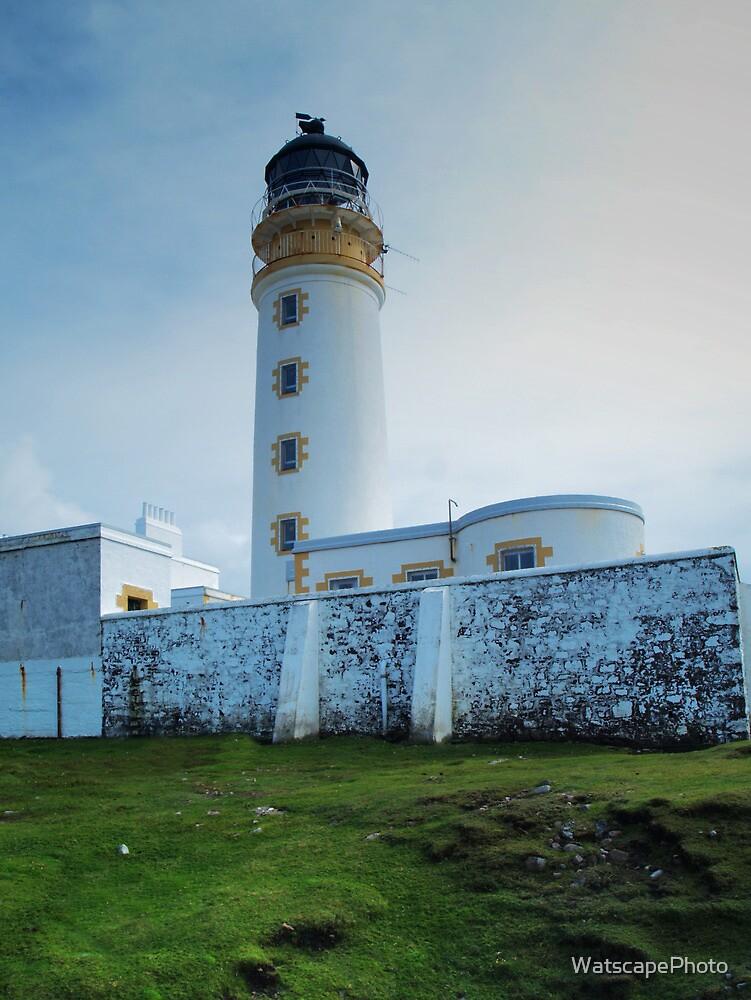 Rubha Reidh Lighthouse 2 by WatscapePhoto