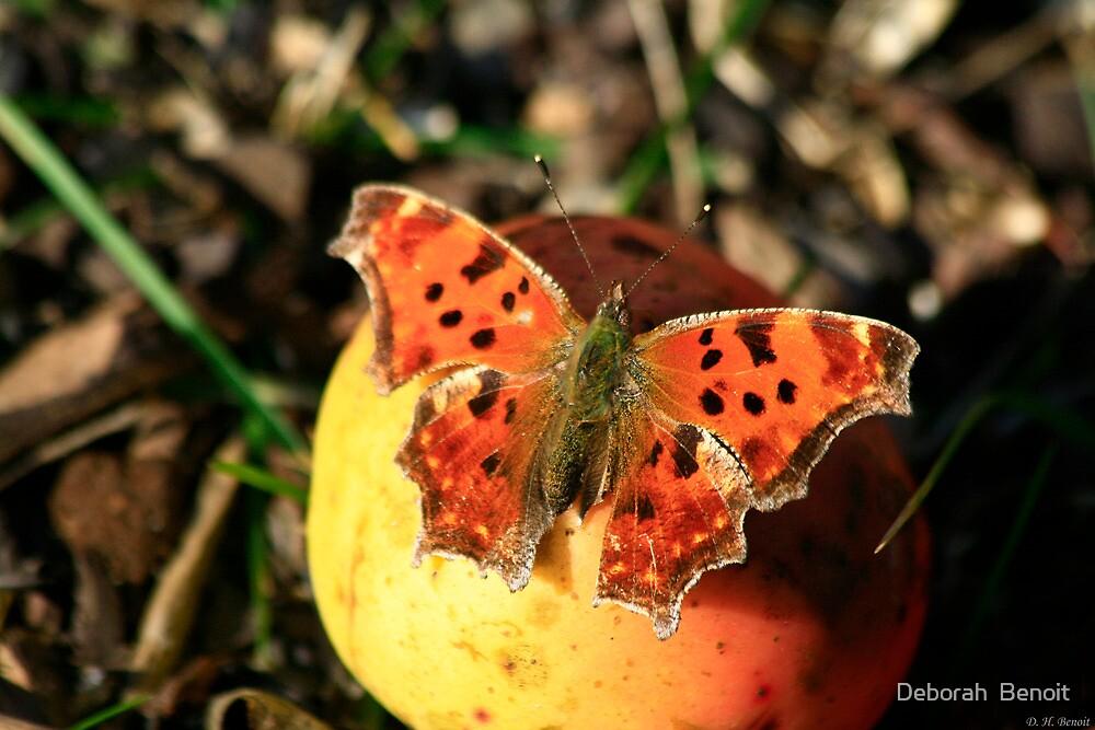 Such Tasty Fruit by Deborah  Benoit