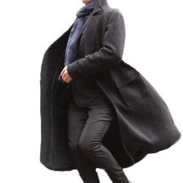 Sherlock by GwynethEmily