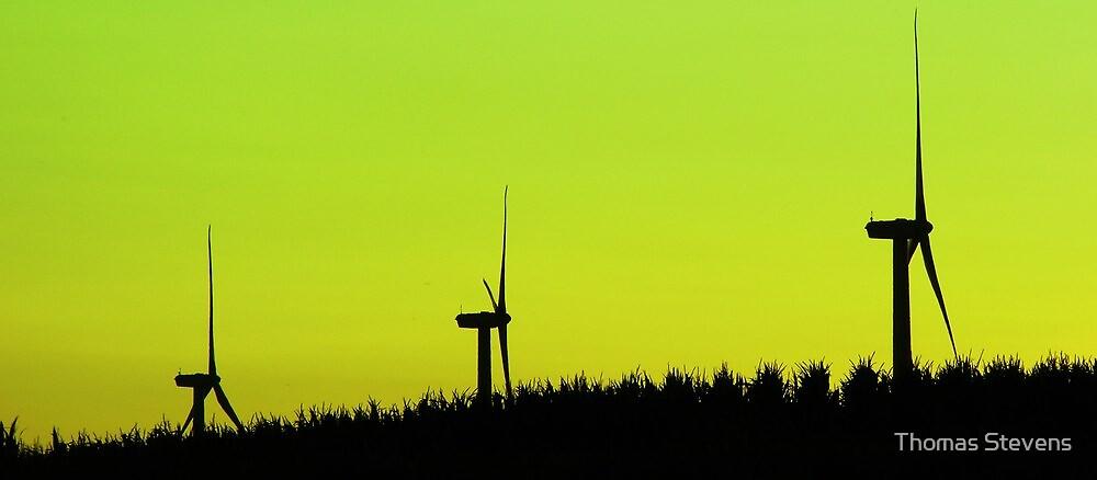 Green Power by Thomas Stevens