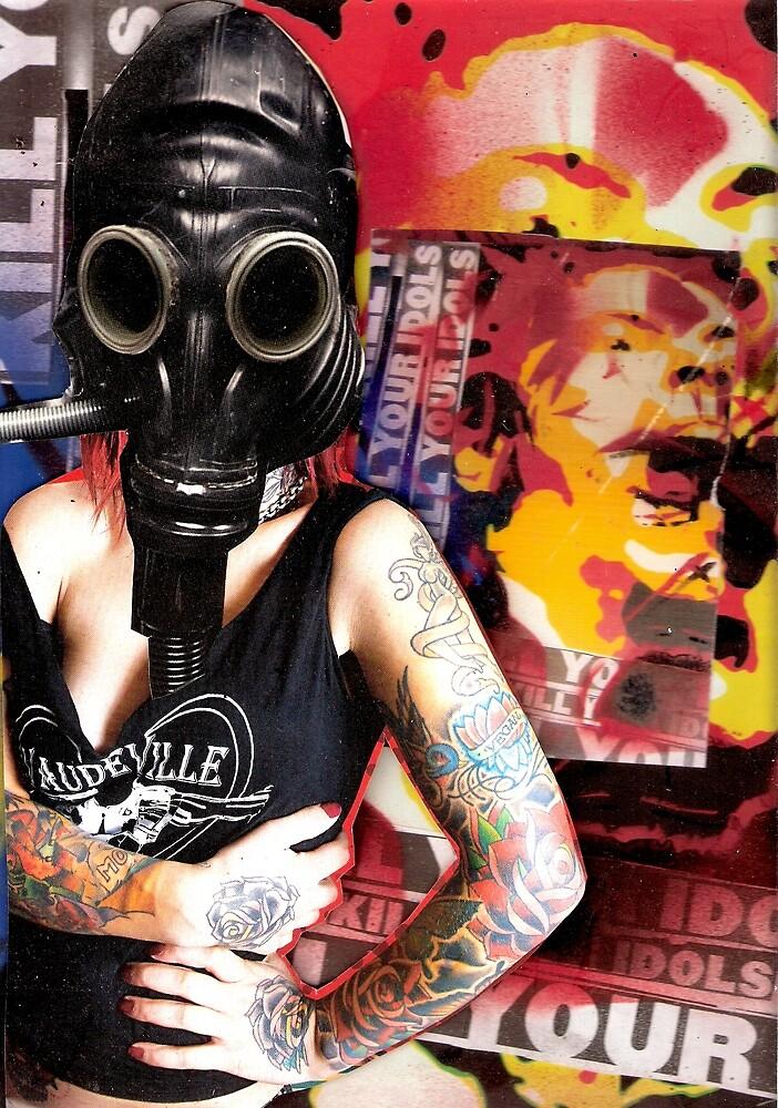 lady riot 2 by jonnyriot
