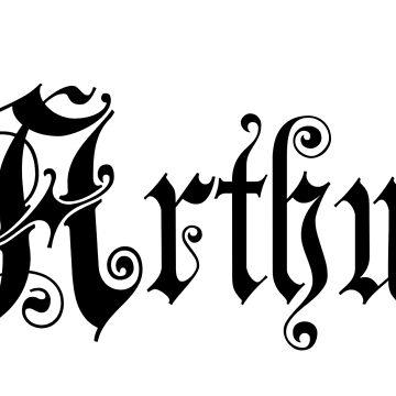 Arthur - Gothic by FTML