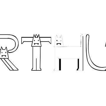 Arthur - vamp kitty by FTML