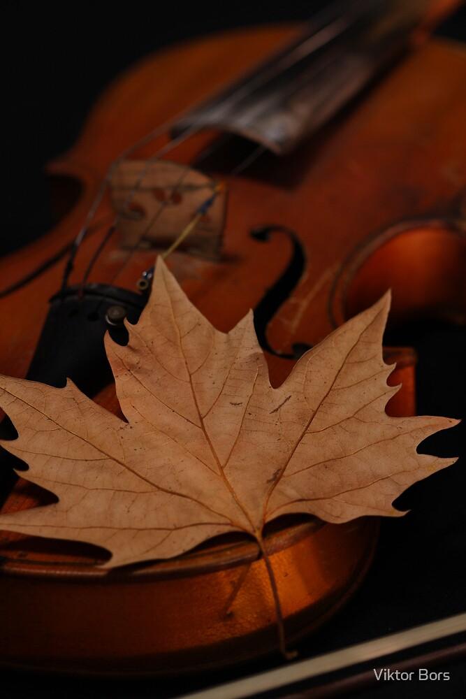 The music of Autumn by Viktor Bors