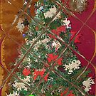 Christmas Tree..Card by MaeBelle