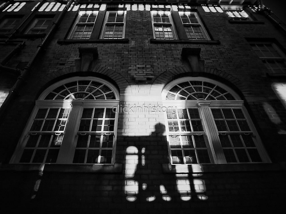 Windows to the soul of another world by clickinhistory