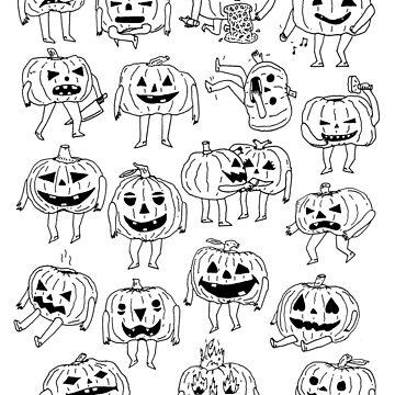 Pumpkin Party by defuma