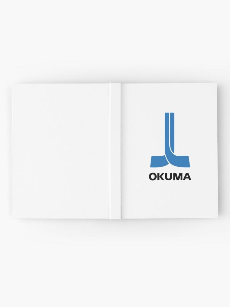 Alternate view of CNC - Okuma Hardcover Journal
