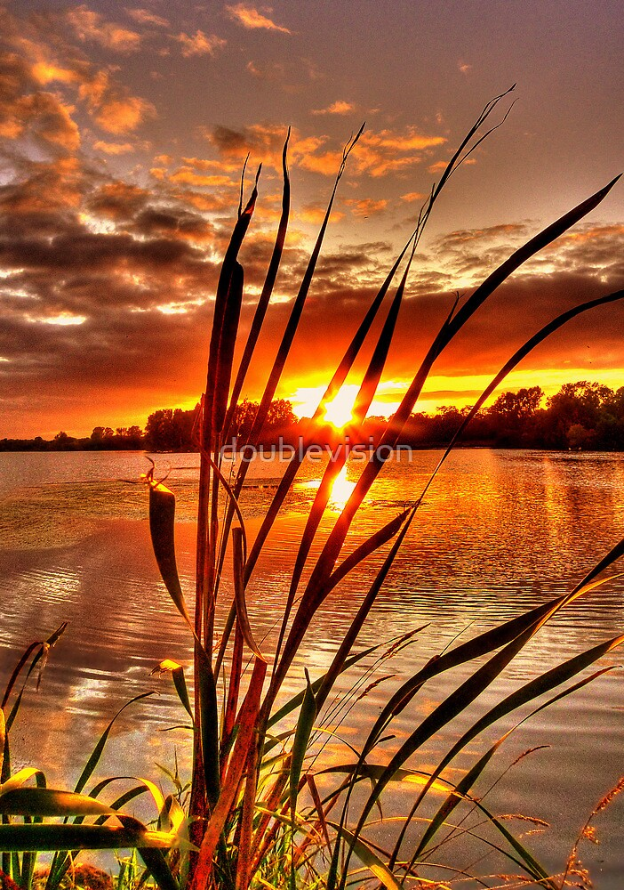 Silky Sunset by doublevision