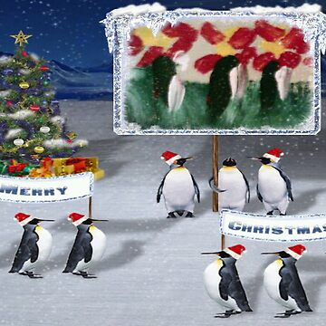 A CHILLY WILLY CHRISTMAS  by kjgordon