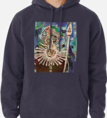 Don Quixote Collage Pullover Hoodie