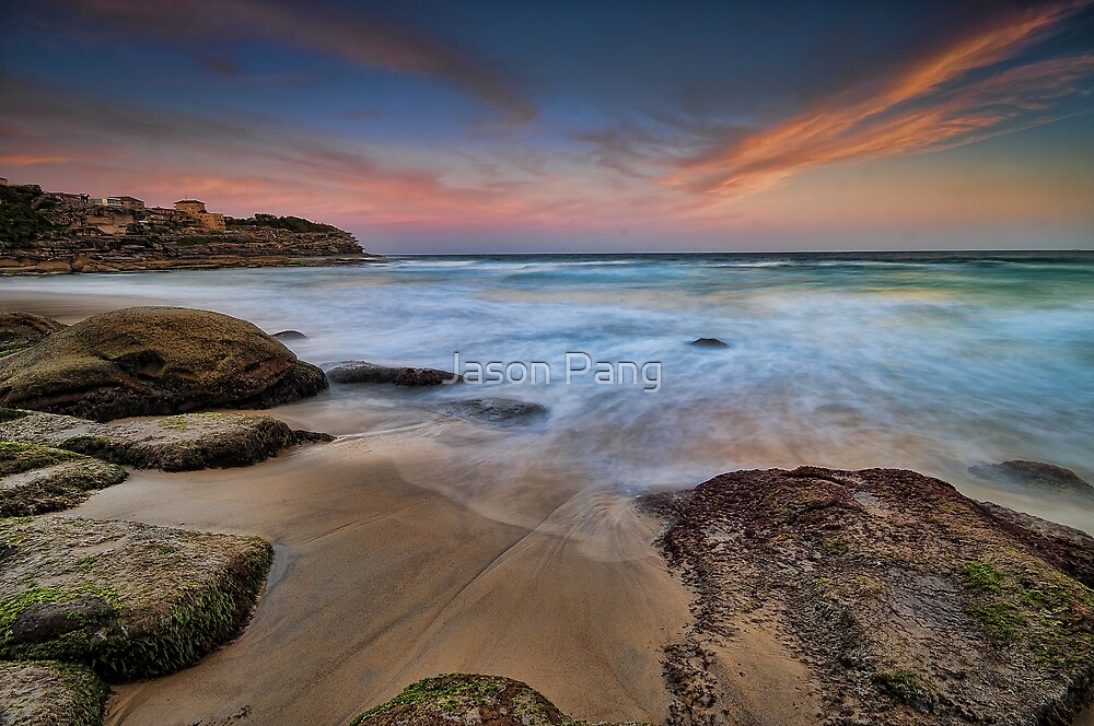 Tamarama Sunset by Jason Pang, FAPS FADPA