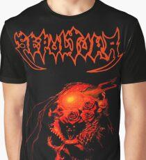 Sepultura unter den Überresten Grafik T-Shirt
